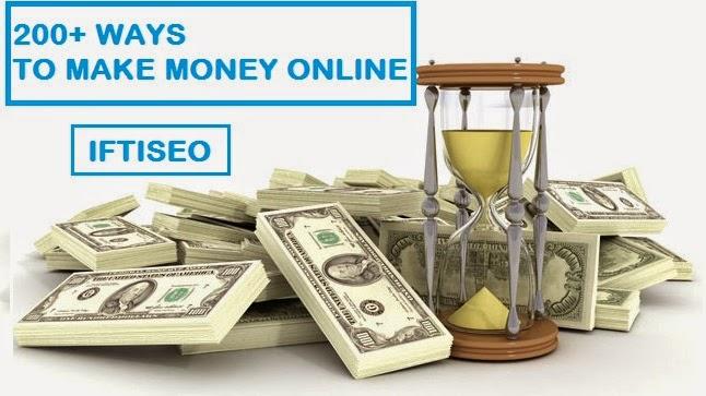 200+ Easy Ways to Make Money Online