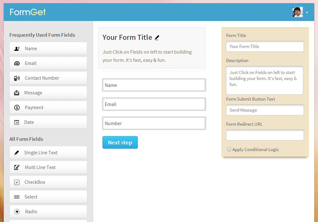 Have Fun With Your Business- Create Forms & Collect Payments