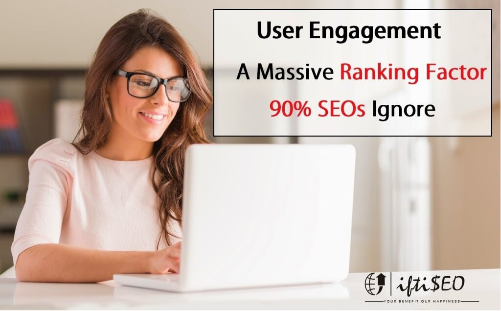 user engagement factor SEO