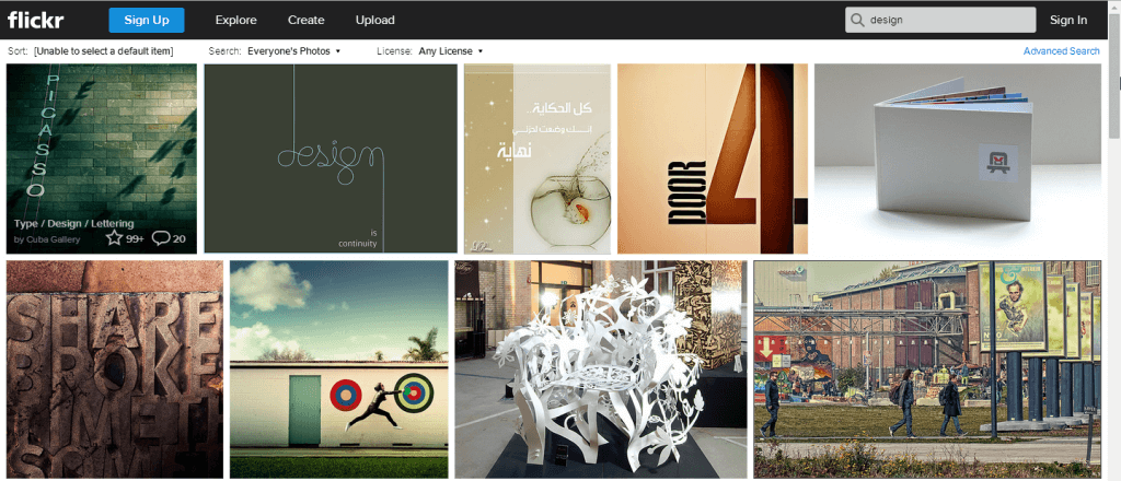 Get stock images free download from flickr