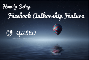 Set Facebook Authorship