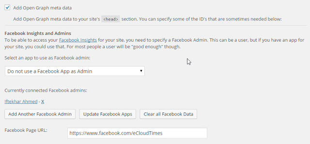 How to setup Facebook Authorship in WordPress Blog
