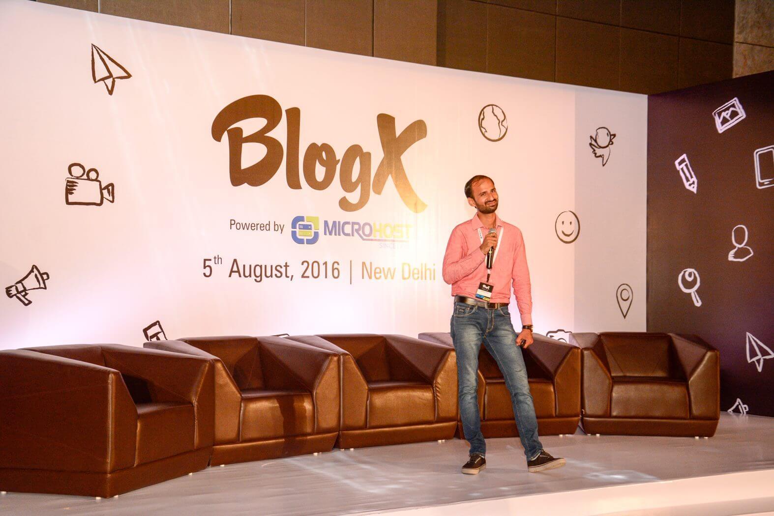 kulwant nagi at blogx