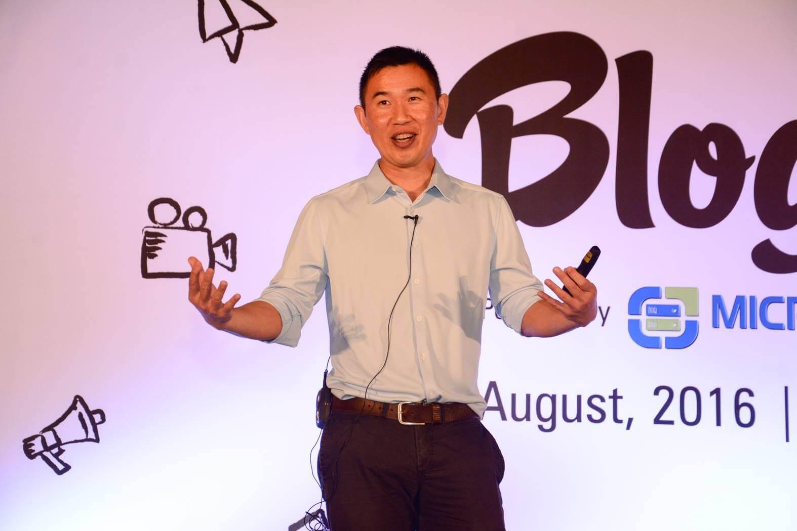 jon yau at blogx