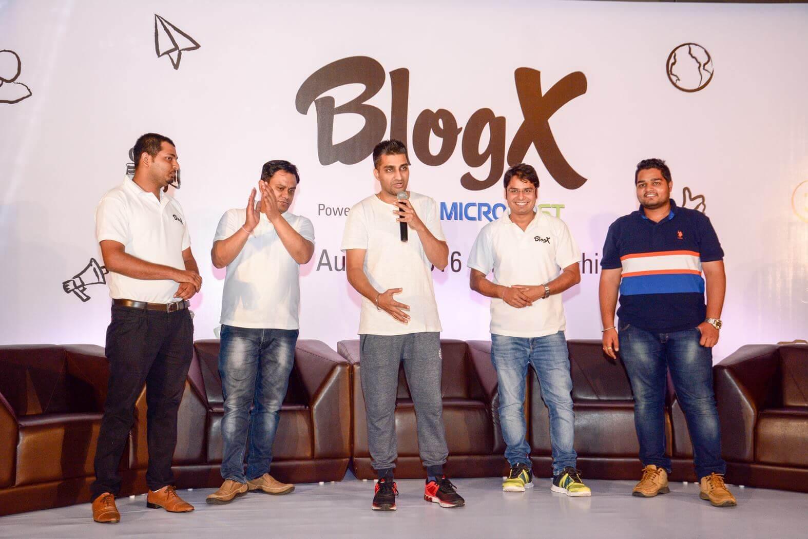 blogx 2016 - manmeet