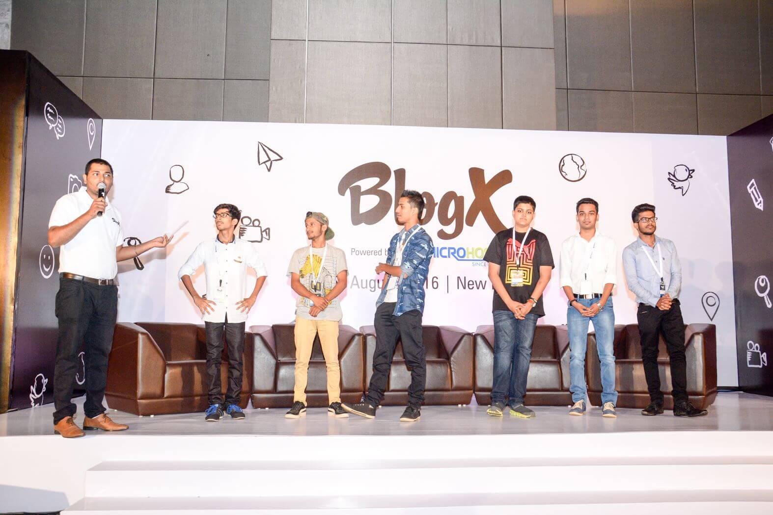 young stars at blogx
