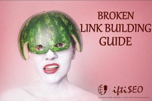Broken link building guide