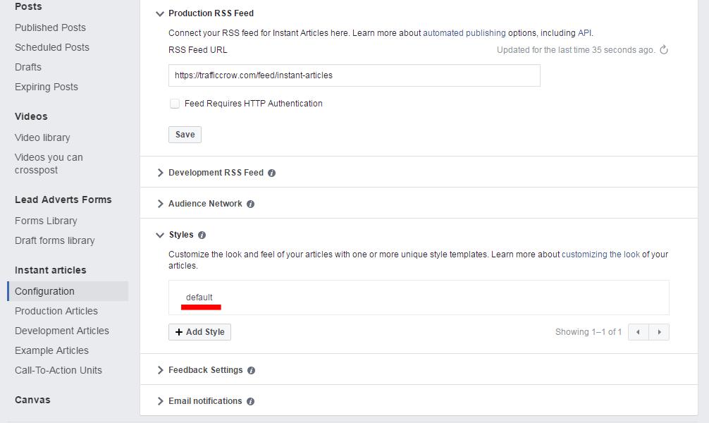 Facebook Instant Article 14